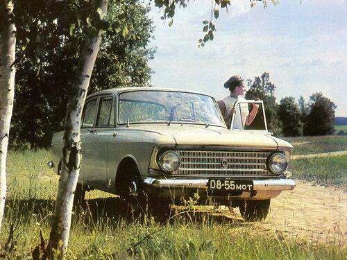 Москвич 408 1964 - 1969