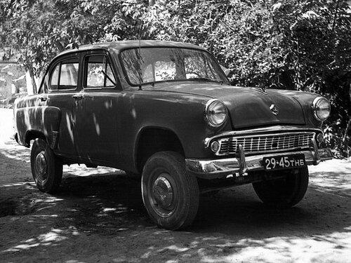 Москвич 410 1960 - 1961