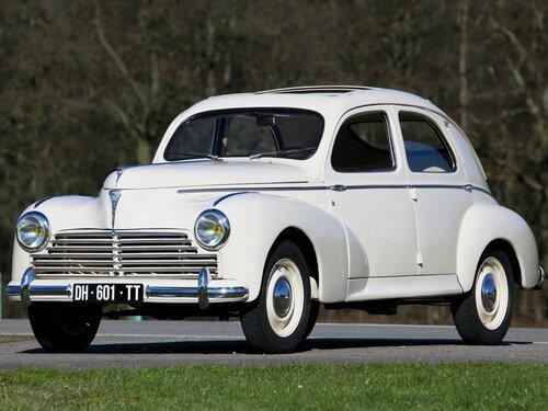 Peugeot 203 1948 - 1960