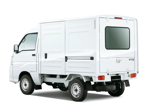 Subaru Sambar Truck 2012 - 2014