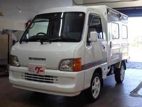 Subaru Sambar Truck 1999 - 2002