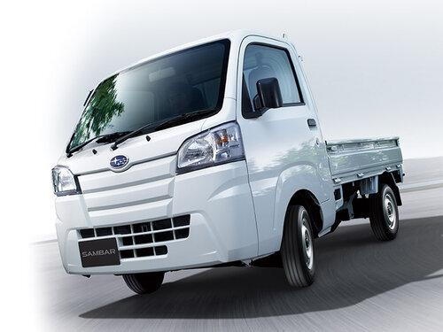 Subaru Sambar Truck 2014
