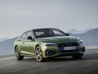 Новый Audi A5 Sportback в комплектации Edition One