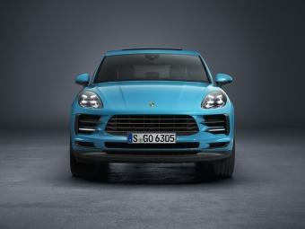 Porsche Macan на рекордных условиях, в Порше Центр Ясенево