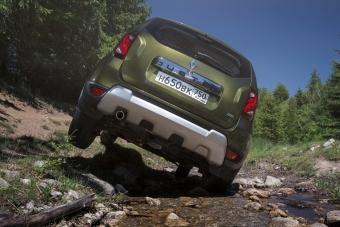 С Renault DUSTER любые дороги по плечу!
