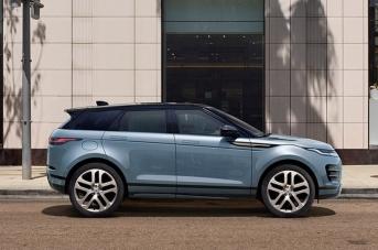 Range Rover Evoque от 3 040 000 рублей