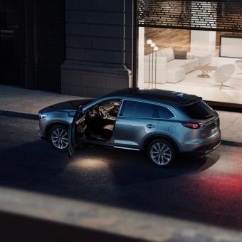 Новый Mazda CX-5 и Новый Mazda CX-9