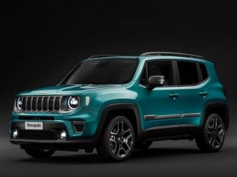 Вместе с Jeep Renegade – Мир полон приключений!