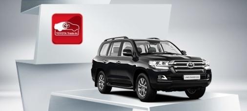 Toyota Land Cruiser 200: выгода в Trade‑in 100 000 рублей
