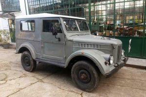 В Италии раритетный ГАЗ-69 продают за 6000 евро