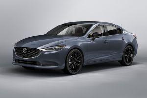 Mazda 6 стала более тяговитой и получила инъекцию карбона