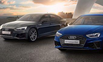Audi начала принимать заказы на лимитированные A4 и A5 Sportback Edition One. Известны цены