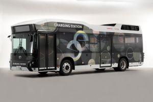 Toyota и Honda разработали водородный автобус-батарейку