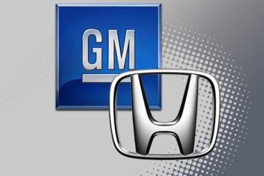 GM и Honda создадут общие платформы и модели