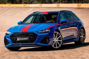 В Audi RS6, RS7 Sportback и RS Q8 упаковали 1001 л.с.