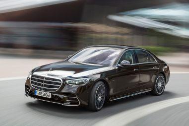 В Mercedes-Benz считают, что спрос на дорогие седаны снижаться не будет
