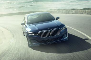 BMW похвалила Mercedes за новый S-класс