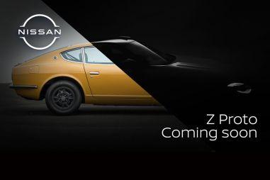 Nissan опубликовал еще один тизер нового купе Z Proto — неужели с «механикой»?