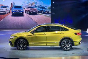В КНР представили кросс-купе Volkswagen Tiguan X