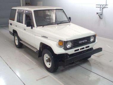 Toyota запустила свой сайт по продаже подержанных авто в Японии
