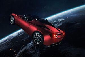 Tesla Roadster записали в космический мусор