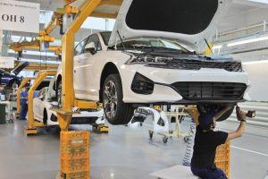 В Узбекистане наладят производство Kia моделей K5 и Seltos