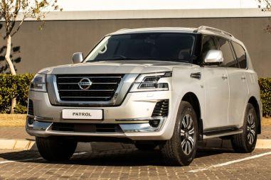 У обновленного Nissan Patrol появилась версия для Южной Африки