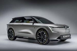 Renault добавит в свою гамму два электрических кроссовера