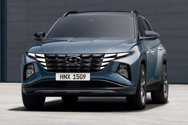 Новый Hyundai Tucson оказался революционным внутри и снаружи