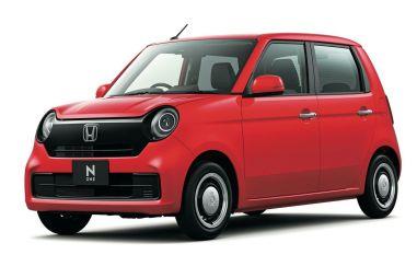 Honda N-One сменила поколение, но вы этого не заметите