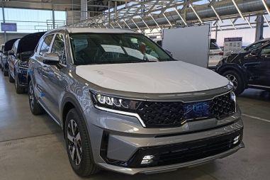 Kia Sorento все же получит V6 и классический «автомат» в России