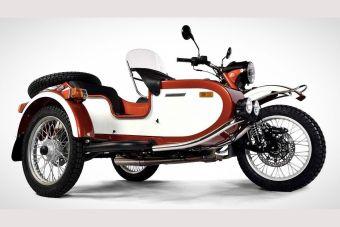 У мотоцикла Урал появилась версия для выезда на шашлыки, ее будут продавать только в США