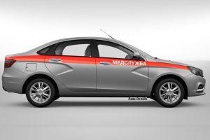 На базе Lada Vesta соберут 150 машин для госучреждений