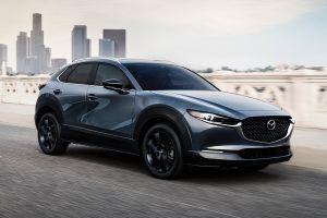 Mazda CX-30 получила турбомотор