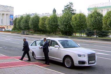 Еще один крупный российский политик пересел на Аурус