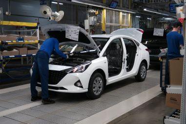 Репортаж: 10 лет российскому заводу Hyundai Motor