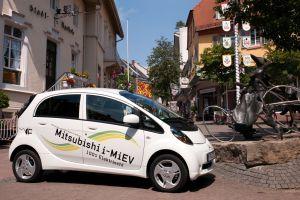 Mitsubishi перестанет выпускать первый в мире серийный электромобиль