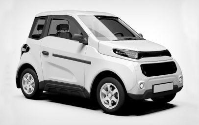 Российский электромобиль Zetta могут спасти словаки