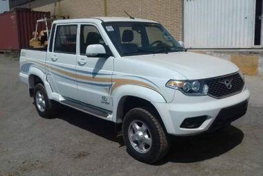 УАЗы Патриот начали продавать в Иране (впервые)