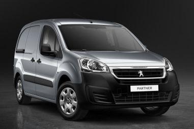 В России решили наладить выпуск легких фургонов Peugeot Partner