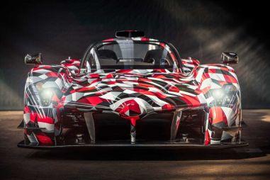 Toyota показала дорожный гиперкар, созданный на базе гоночного прототипа
