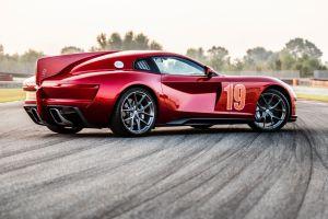 Суперкар Touring Superleggera Aero 3 с нотками ретро получил V12 от Ferrari