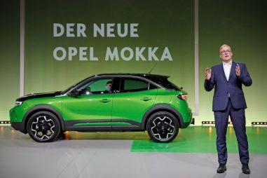 Opel Mokka второго поколения: раскрыта гамма двигателей