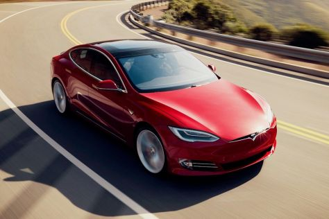 Супербыстрая Tesla Model S Plaid: 1100 л.с. и 0-100 км/ч за 2 секунды