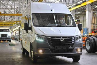ГАЗ выпустил партию новых электрических ГАЗелей (ФОТО)