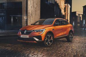Renault представила Аркану для Евросоюза. Технически она другая