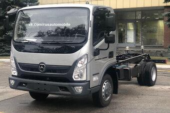 6-ступенчатую «механику» ГАЗ разработал собственными силами.