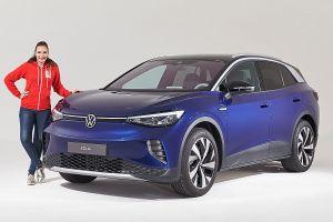 Volkswagen показал серийный ID.4 — это первый глобальный электромобиль марки