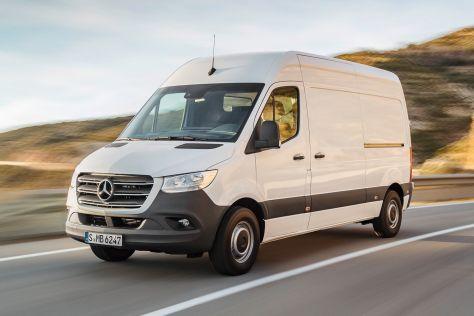 Проданные в России Mercedes-Benz Sprinter могут остаться без тормозов