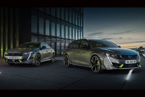 Самый мощный в истории серийный Peugeot расходует 2 л/100 км